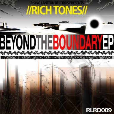 Rich Tones - Beyond the Boundary