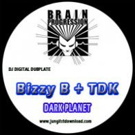 Bizzy B & TDK - DARK PLANET ( WAV  )