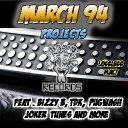 MARCH 94 PROJECTS - ( Lossless FLAC )