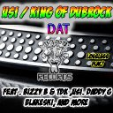 USI / KING OF DUBROCK DAT - Brain DAT Archives ( Lossless Flaac )