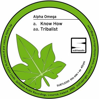 Know How- Alpha Omega